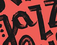 Ontijazz 2018 Poster for jazz festival