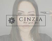 Cinzia Love your Skin Brand Identity