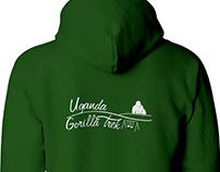 Uganda Gorilla Trek Logo