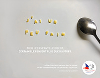 Saxoprint Creative Awards 2019 | Secours Populaire