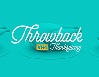 VH1 Throwback Thanksgiving
