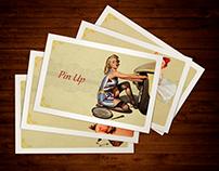 Cartões Postais - PINU PS