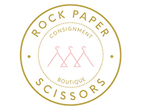 Rock Papper Scissor - Consignment Boutique