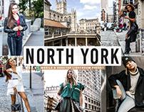 Free North York Mobile & Desktop Lightroom Preset