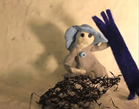 Clayman | stop motion animation