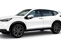 Honda HR-V Review Design