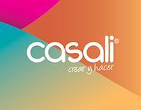 Casali brand identity