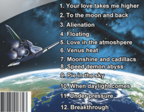 CD cover project