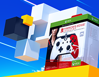 Mirror's Edge Catalyst Official Controller Packaging