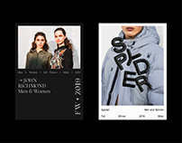 Fashion Kinetic Poster — vol. 02