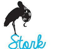 Stork Productions logo