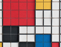 Be like Mondrian