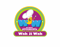 Wah ji Wah Logo Design