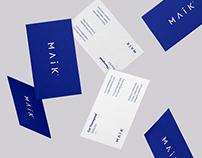 MAiK Branding