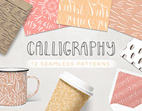 Calligraphic patterns