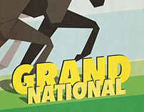 The Cork Grand National Poster