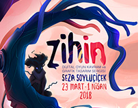 'Zihin' Digital Game Concept and Graphic Design Exhib.