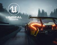 Track Dedicated: McLaren P1 GTR animation