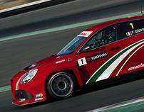 Alfa Romeo Giulietta TCR: Livery Concept