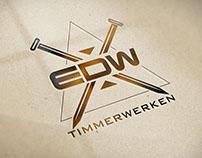 Logo EDW Timmerwerken