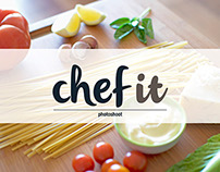 Chef it | Photoshoot