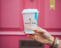 MaiChai branding (London, UK)