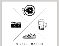 JJ Green Branding Project (with AD Group)
