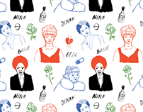 Nina pattern