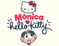 Mônica ♥ Hello Kitty