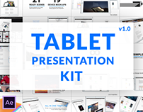 iPad Video Presentation Kit |  After Effects Template