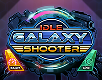 Idle Galaxy Shooter - 2019