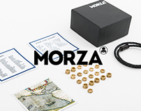 Morza coded bracelets