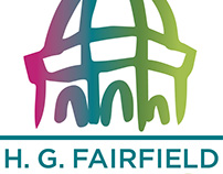 H. G. Fairfield Arts Logo Design and Branding