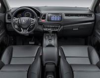 Honda HRV - Panel