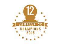 Zamalek Champions - Egyptian Premier League 2015