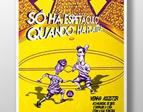 Poster Campeonato Mundial de Bets de Curitiba