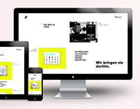 Swipe Studio - Website