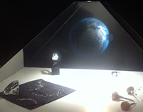 Holographic Motion & Ipad Display