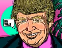 Donald Trump's Euphory