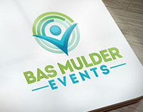 Logo Bas Mulder Events