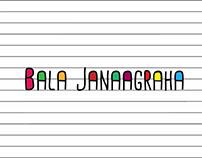 Bala Janaagraha. (Ui/Ux | Branding)