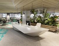 IDENTITY AWARD-Best Corporate Office Design 2017 won
