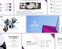 Aikoo – Multipurpose Presentation Template