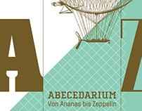 Typografie: Abecedarium – von Ananas bis Zeppelin