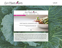 Girl Meets Plants - UI/UX