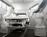 CGI Nissan Factory