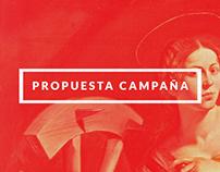 Propuesta campaña online