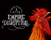 Empire of Disruption – A Book-Web-Journey