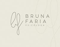 Brand & Identity → Bruna Faria Psicóloga