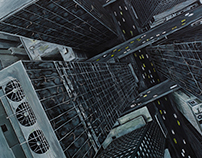 [Urbanization] Squares in a Round World